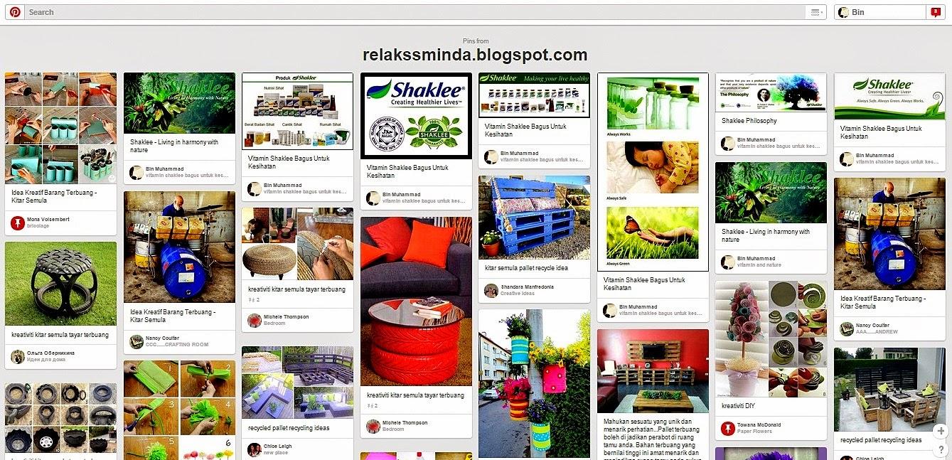 Tingkatkan Trafik Blog Guna Pinterest