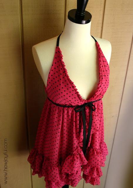 Free Women's Nightgown Pattern