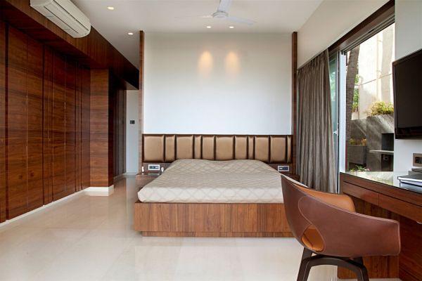 desain interior kamar tidur minimalis modern model rumah