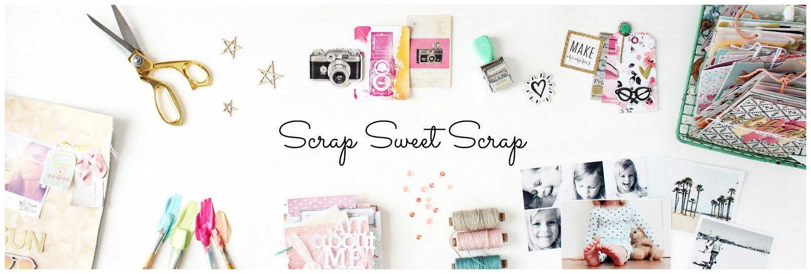 Scrap Sweet Scrap