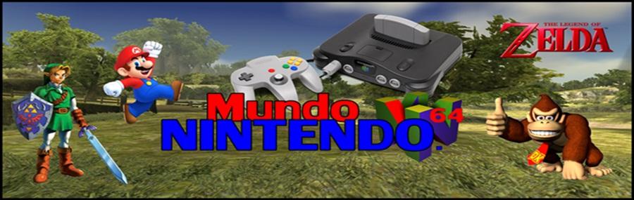 Mundo Nintendo 64 | Baixar Nintendo 64