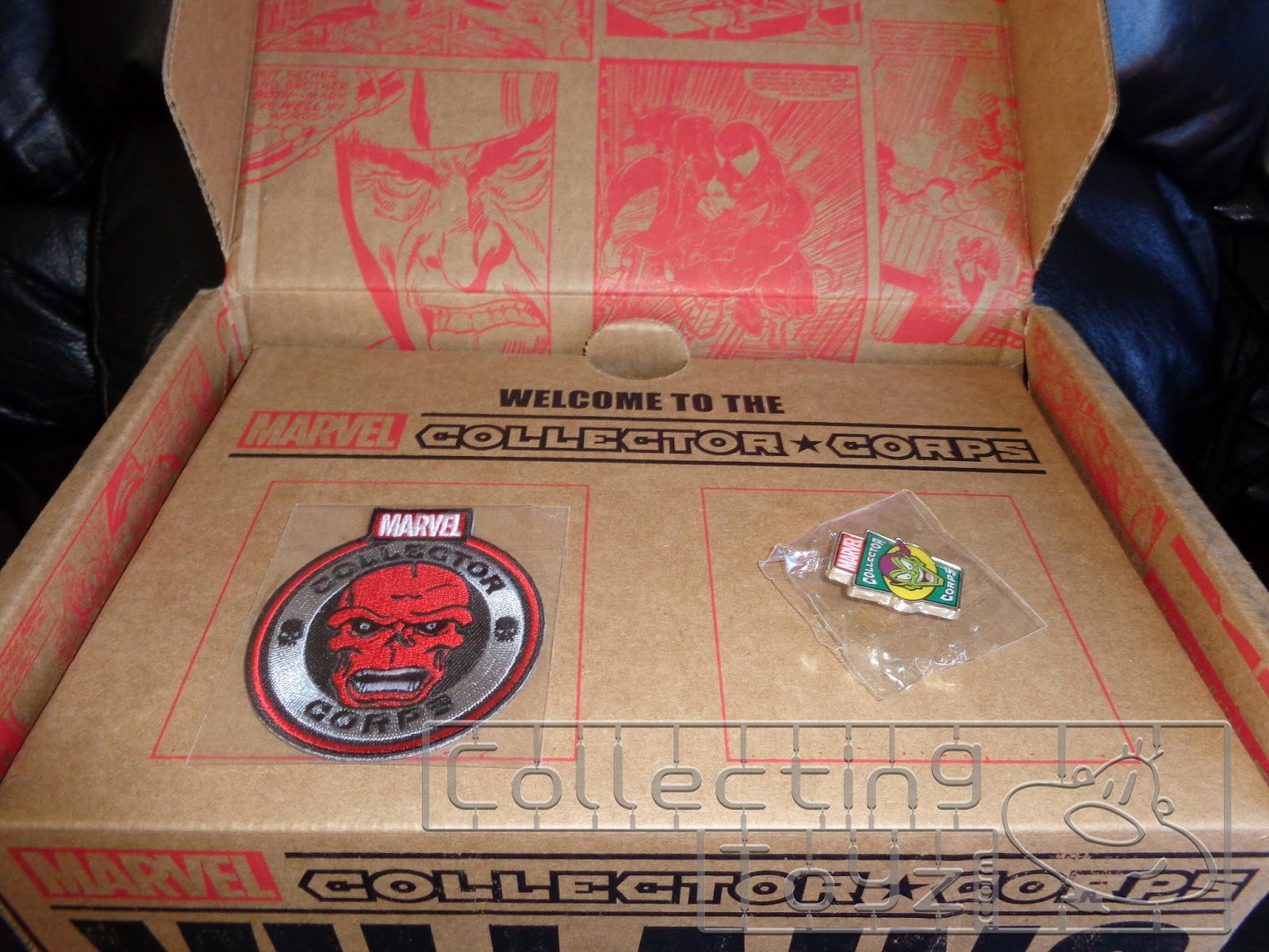 collecting toyz marvel collector corps october 2015 villains
