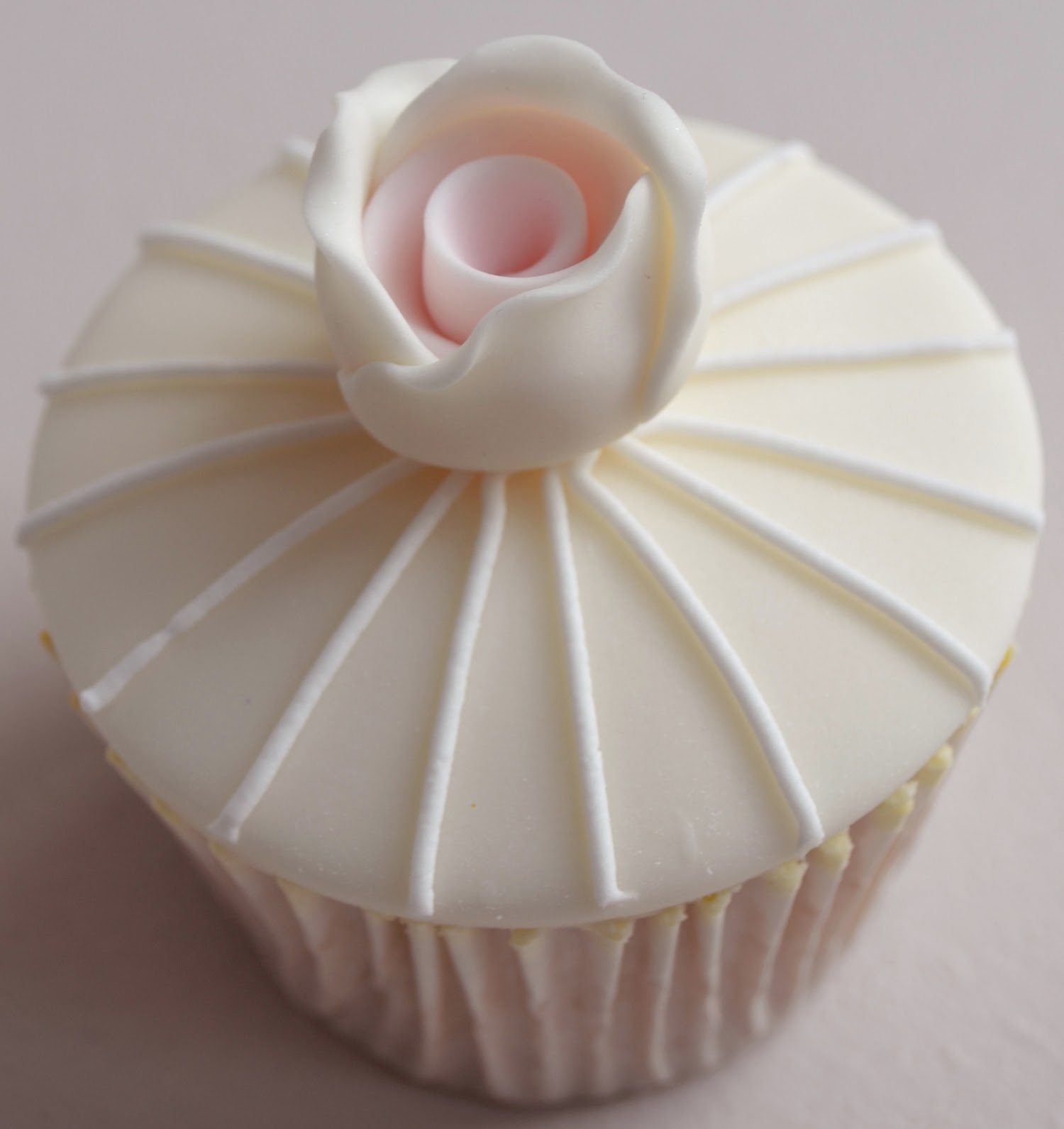 Little Paper Cakes Vintage Wedding Cupcake Tower