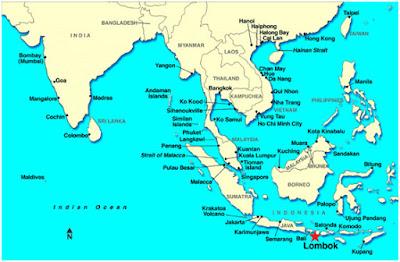 El Estrecho de Lombok