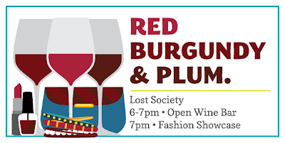 DC Wine Week - Red Burgundy & Plum