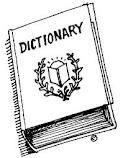dictionary sketch