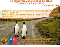 INFORMACION TRANSPORTE MARATON