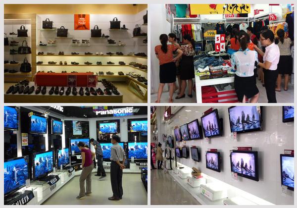 Trung tâm trương mại cao cấp trong khu khu đô thị Phú Lộc I-II TP Lạng Sơn