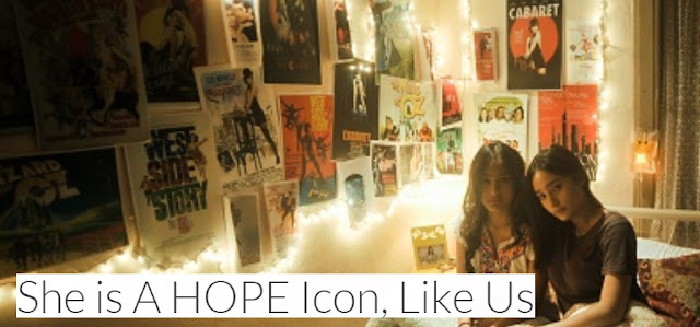 She is A Hope Icon