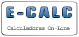 calculadoras e cálculo On-Line