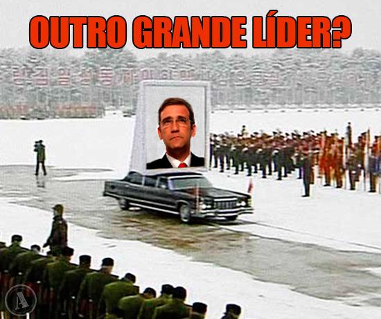 Imagem de Tributo fúnebre a Pedro Passos Coelho - OUTRO GRANDE LIDER?