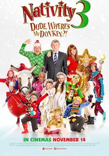 Watch Nativity 3: Dude, Where's My Donkey?! (2014) movie free online