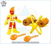 Imaginext DC Super Friends Firestorm Jason Rusch Fisher-Price dc comics