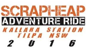 Scrapheap Adventure Ride 2016