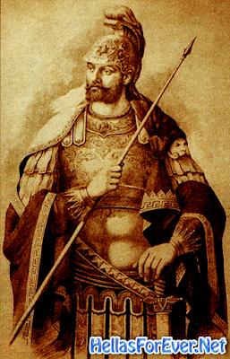 Κωνσταντίνος ΙΑ΄ Δραγάσης Παλαιολόγος