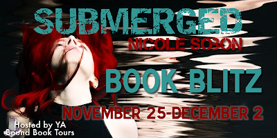 Submerged Giveaway Ends 12/18