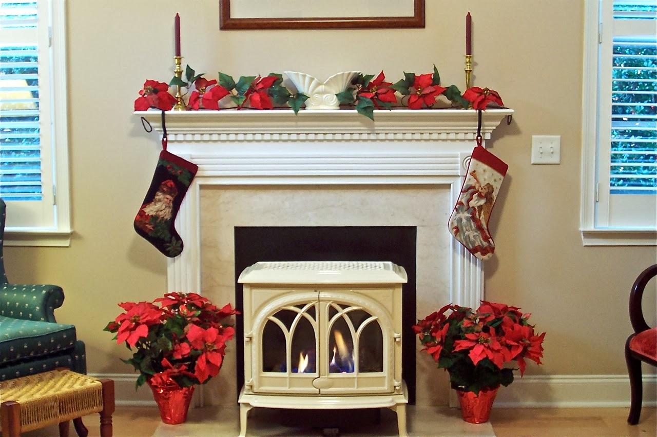 Decoracion de chimeneas para navidad parte 7 - Adornos de chimeneas ...