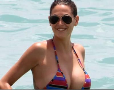 foto sexy seno melissa