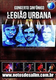 concerto Rock In Rio Concerto Sinfônico Legião Urbana Ao Vivo DVD