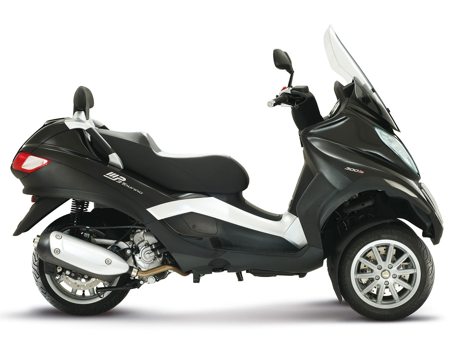 2012 piaggio mp3 touring 125 ie scooter picture specifications. Black Bedroom Furniture Sets. Home Design Ideas
