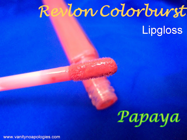 revlon colorburst papaya