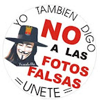 No a las fotos falsas