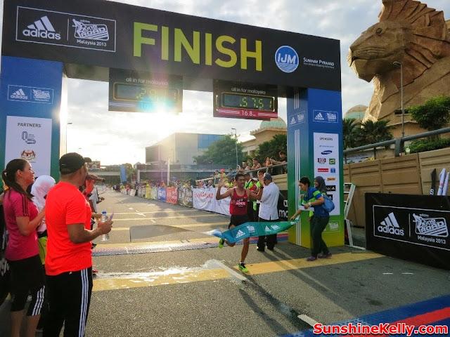 adidas Malaysia, King Of The Road 2013, marathon, Run, malaysia best runner, race, sunway pyramid, adidas, kotr