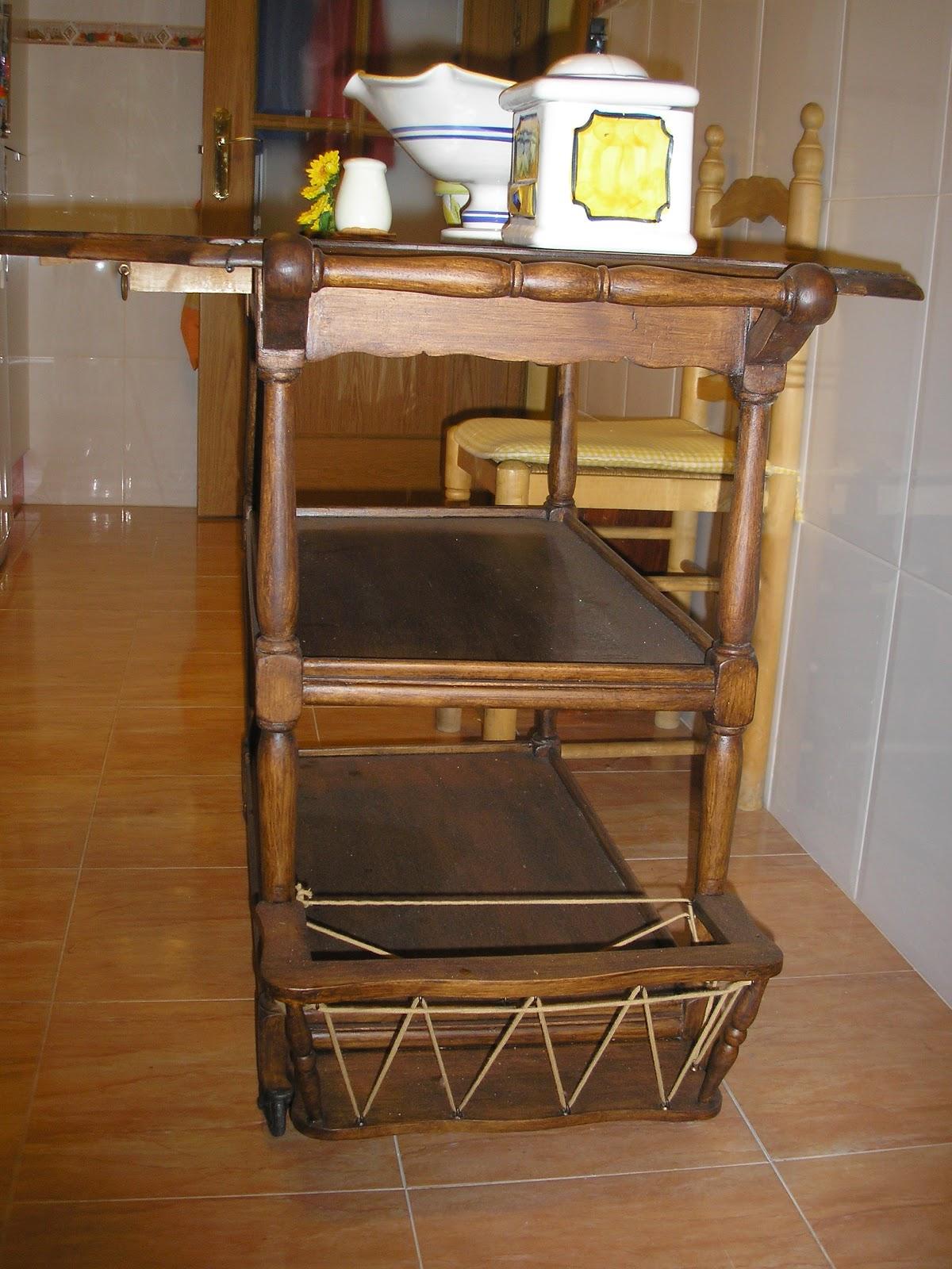 Manualidades restauraci n y tuneos restauraci n de muebles for Manualidades de muebles