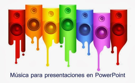 Música de fondo para las presentaciones en PowerPoint