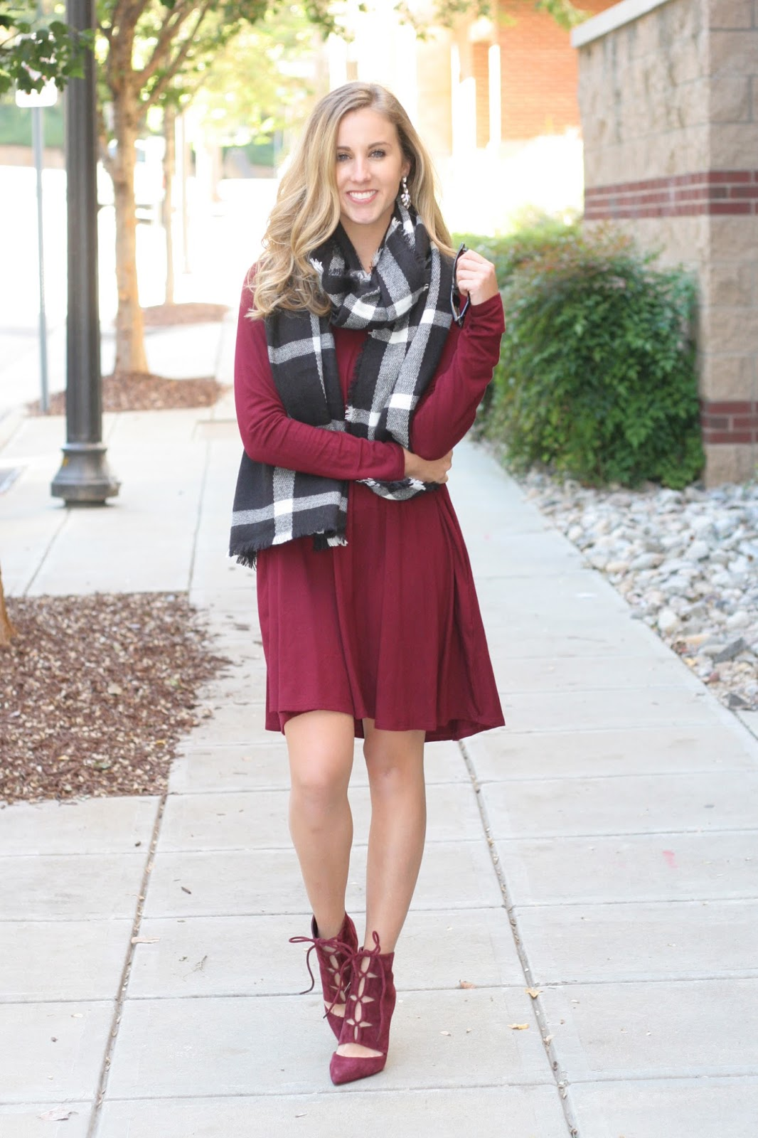 Long_Sleeve_Tent_Dress_in_Maroon