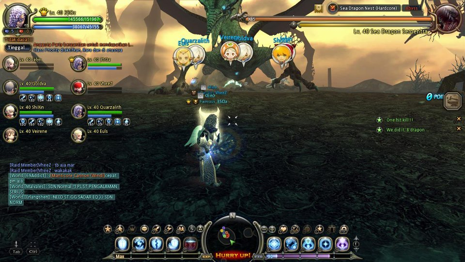 Dragon Nest No Delay Skill Maret 2013