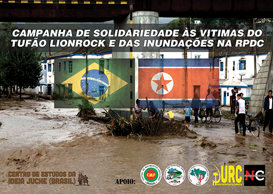 CAMPANHA DE SOLIDARIEDADE