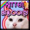 Juego de gatitos:Kitten Balloony