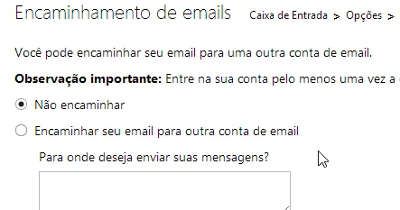 Reenviar emails outlook, hotmail, gmail yahoo