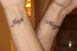 Dicas, sugestões e imagens de Tatuagens de Amor