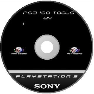 Tutorial Cara Merubah Format Game PS3 Menjadi ISO