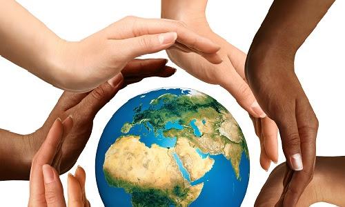 Küreselleşme ve Empati - Gülmek zor geliyor, sen ağlarken!