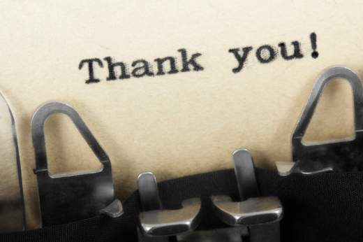 thanks, thank-you,typewriter,card,