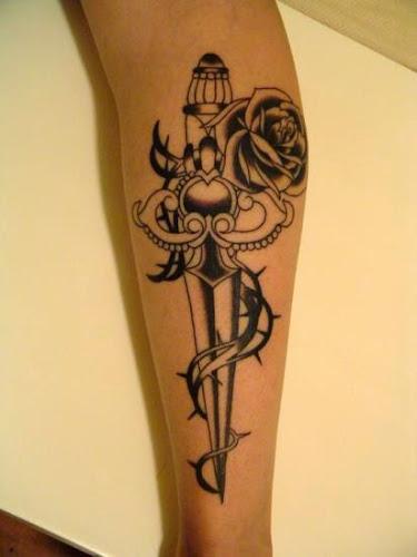 Tatuagem De Espada (As Melhores)