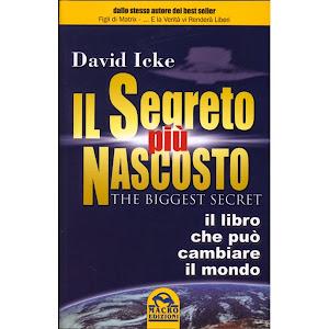 DAVID ICKE: IL SEGRETO PIU' NASCOSTO, LE VERE ORIGINI EXTRATERRESTRI DELLA SPECIE!