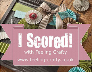 I Scored! with Bekka www.feeling-crafty.co.uk