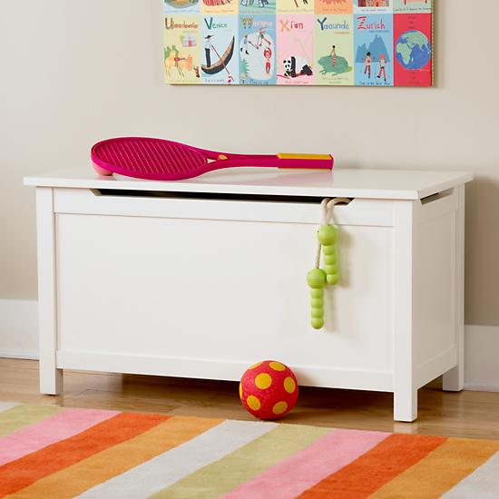 ... simple toy box with lid came from land of nod s i m just a toy box