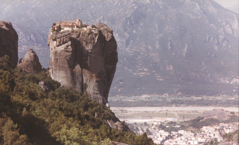 1998, Meteora (Grecia)