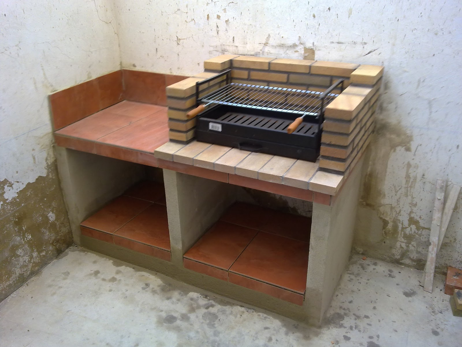 Toni alba il experto a buen precio 675320869 barbacoa en - Barbacoa para terraza ...