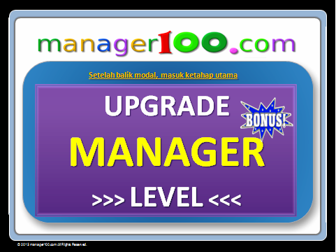 upgrade manager