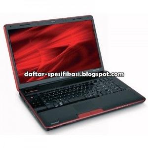 Spesifikasi Harga Laptop Toshiba Qosmio F750-1011X
