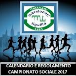 Campionato Sociale 2017 - Calendario e Regolamento