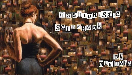 fashionistic scrapbook