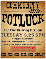 City Star Potluck