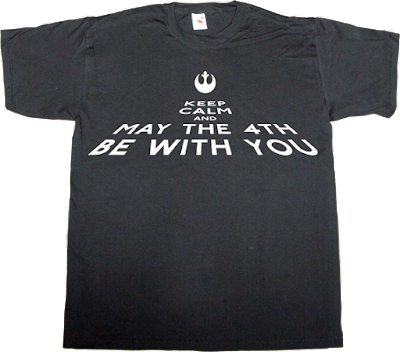 star wars fun day for everybody the force t-shirt ephemeral-t-shirts